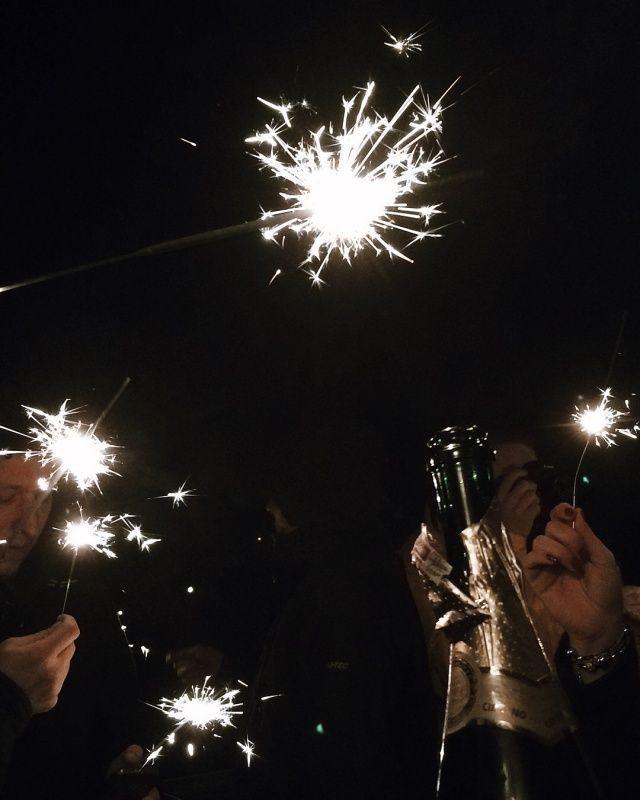 Fireworks Vsco New Years