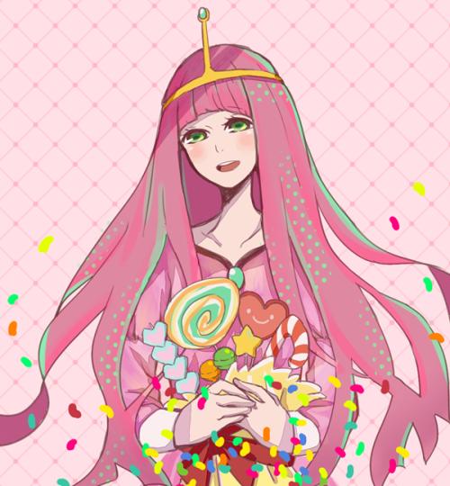 Candy Bouquet by boringcloud on deviantART