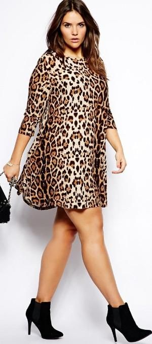 06ed043659 summer fashion plus size 2014 - Can plus size women wear prints? 5 Tips by  shawna