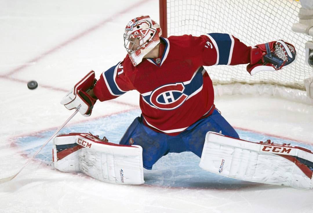 "mon equipe favorite.(""Montreal Canadiens"" Top Goaltender"
