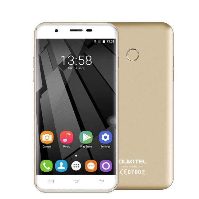 "OUKITEL 7 PLUS 4G | 2GB/16GB | Ecrã 5.5"" HD 2.5D | QuadCore | Câmara 13MP…"