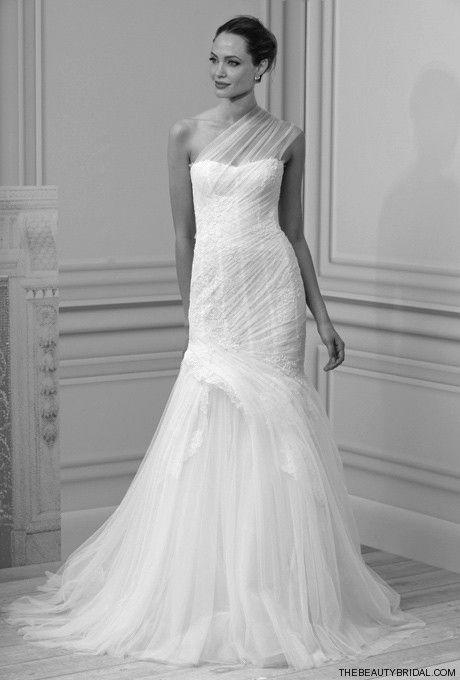 Angelina Jolie Wedding Dresses Wedding Dress Bridal hairstyles