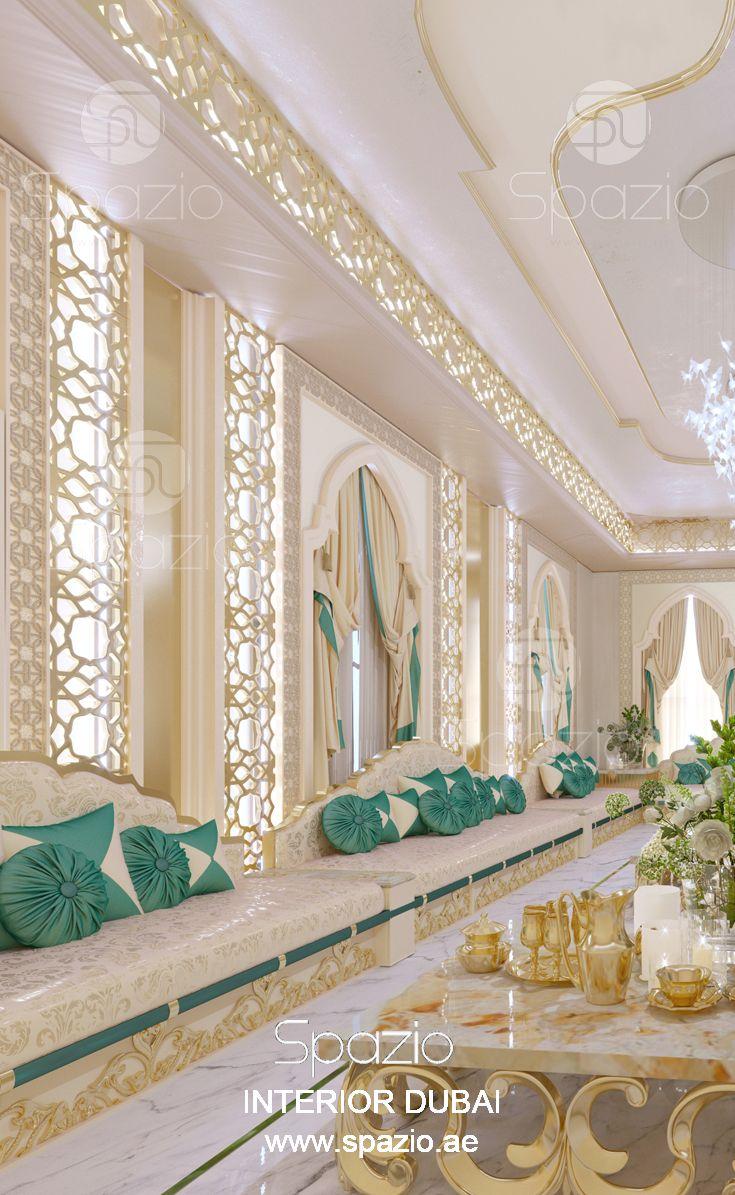 Home Interior Design Dubai Arabic Decor Luxury Homes Interior