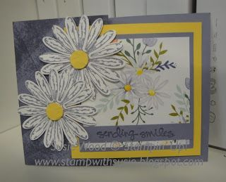 Stamp with Susie: A NEW Catalog Sneak Peek- 'Daisy Delight'!!
