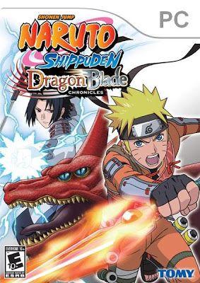 Naruto Shippuden Dragon Blade Chronicles Pc Telecharger Gratuit