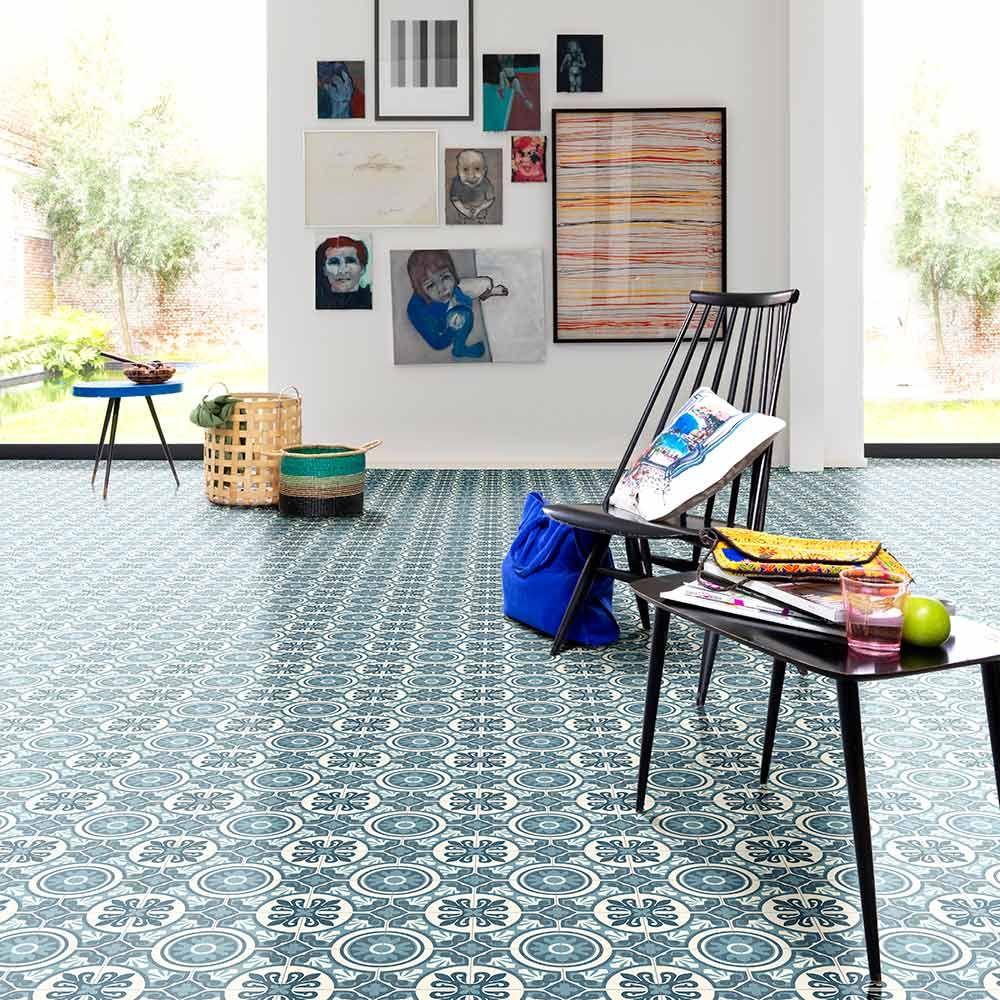 Pin Von Oliver Ludolph Auf Designed Kitchen Wohnzimmer Bodenbelag Kuchenboden Grauer Vinylboden
