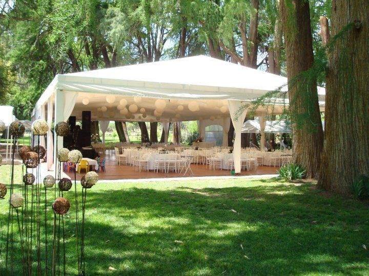 Venue tables and tent : fiesta tent - memphite.com