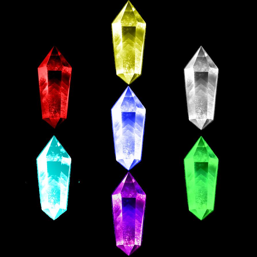 Chaos Crystals By Venjix5 On Deviantart Crystals Chaos Emeralds Chaos