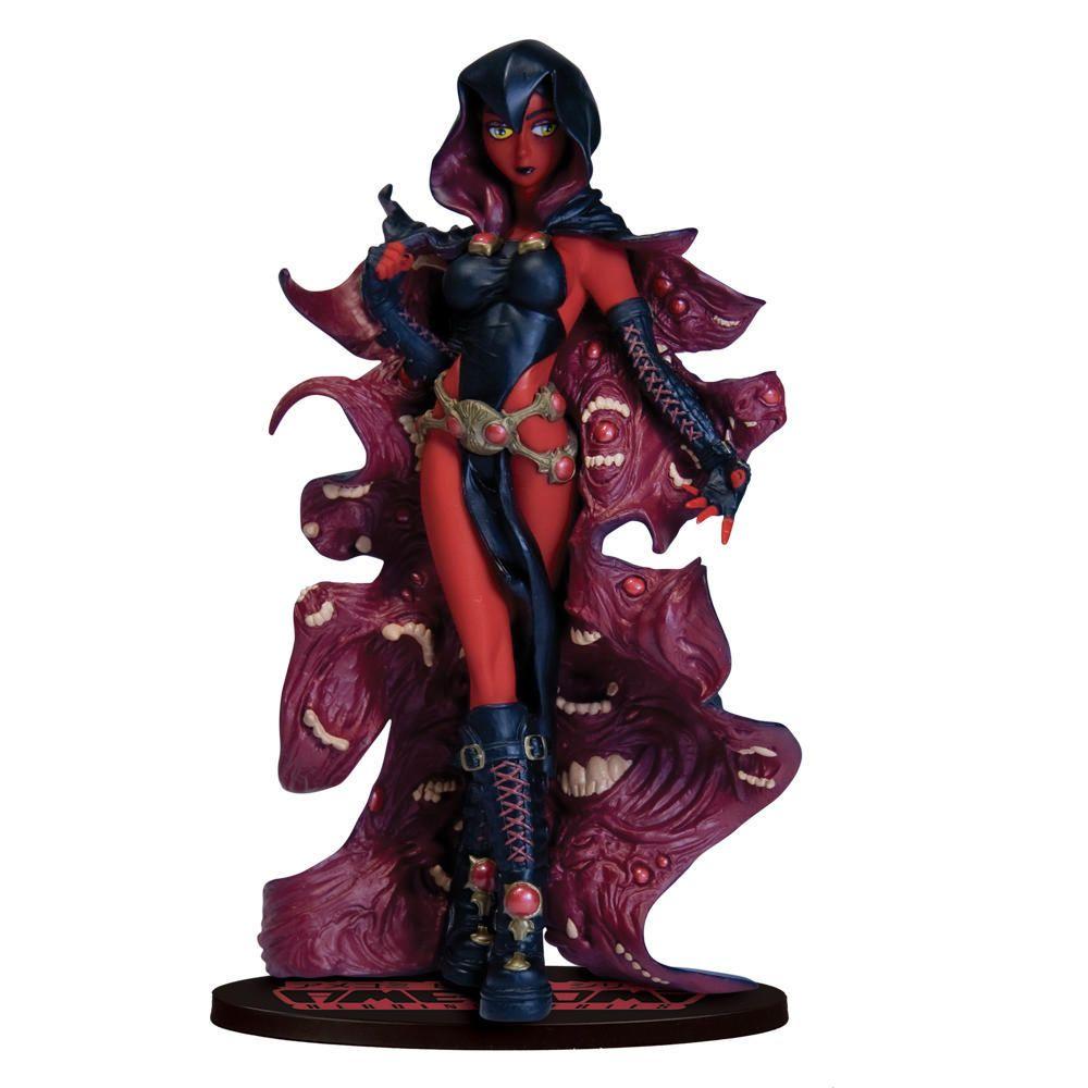 Ame-Comi Red Raven PVC Statue