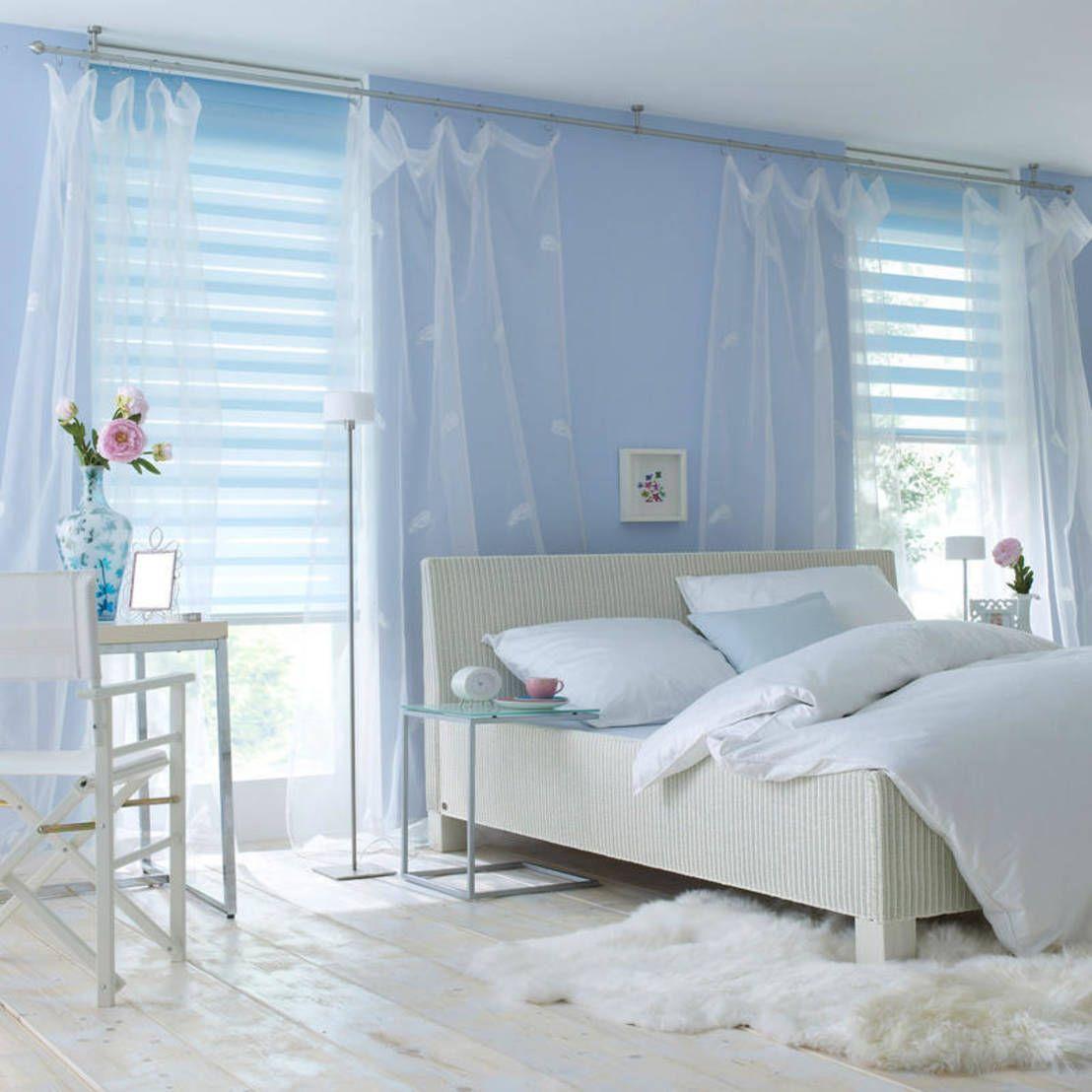 pantone trendfarben 2016: serenity und rose quartz | abs, tags and ... - Landhausstil Schlafzimmer Blau