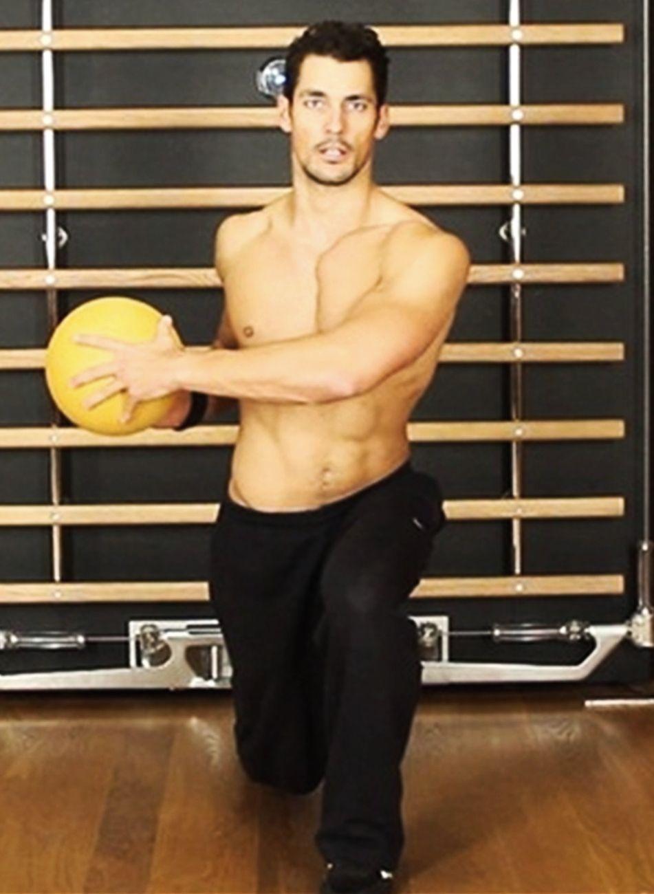 DAVID GANDY David james gandy, Best male models