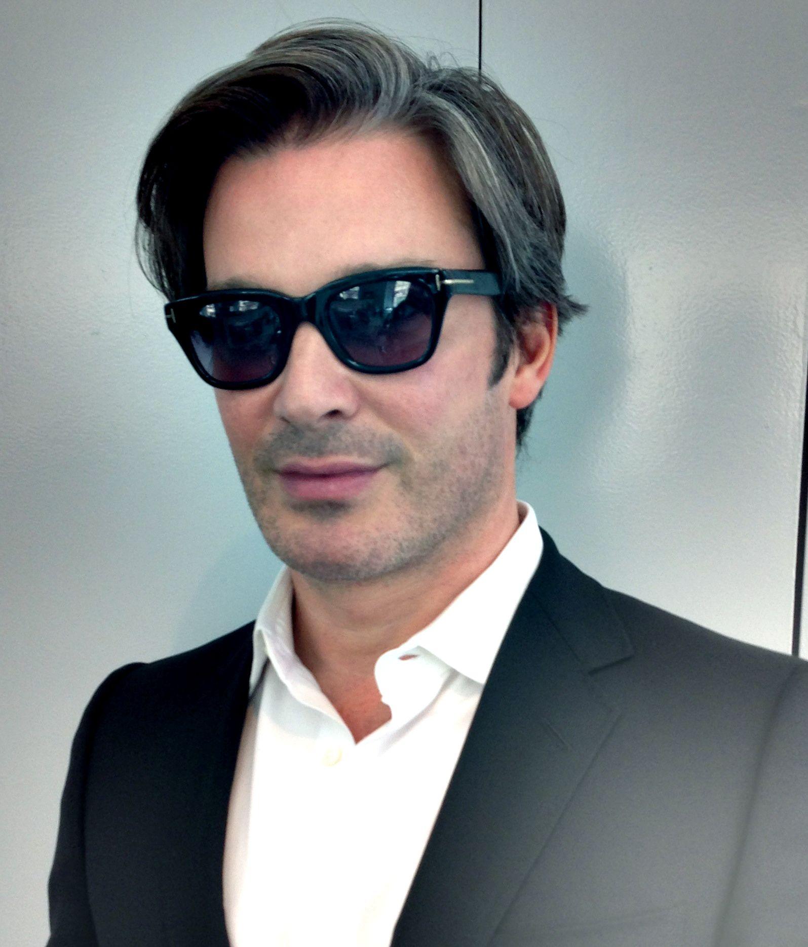 73fd969daf30 Tom Ford Hugh Polarized Square Wayfarer Sunglasses