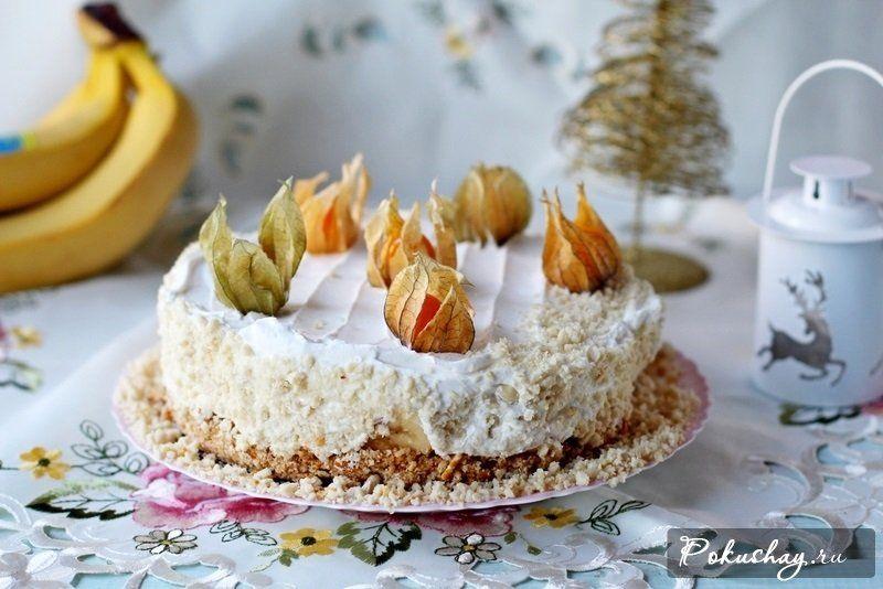 Как приготовить простой и вкусный супер-торт на Новый год ...