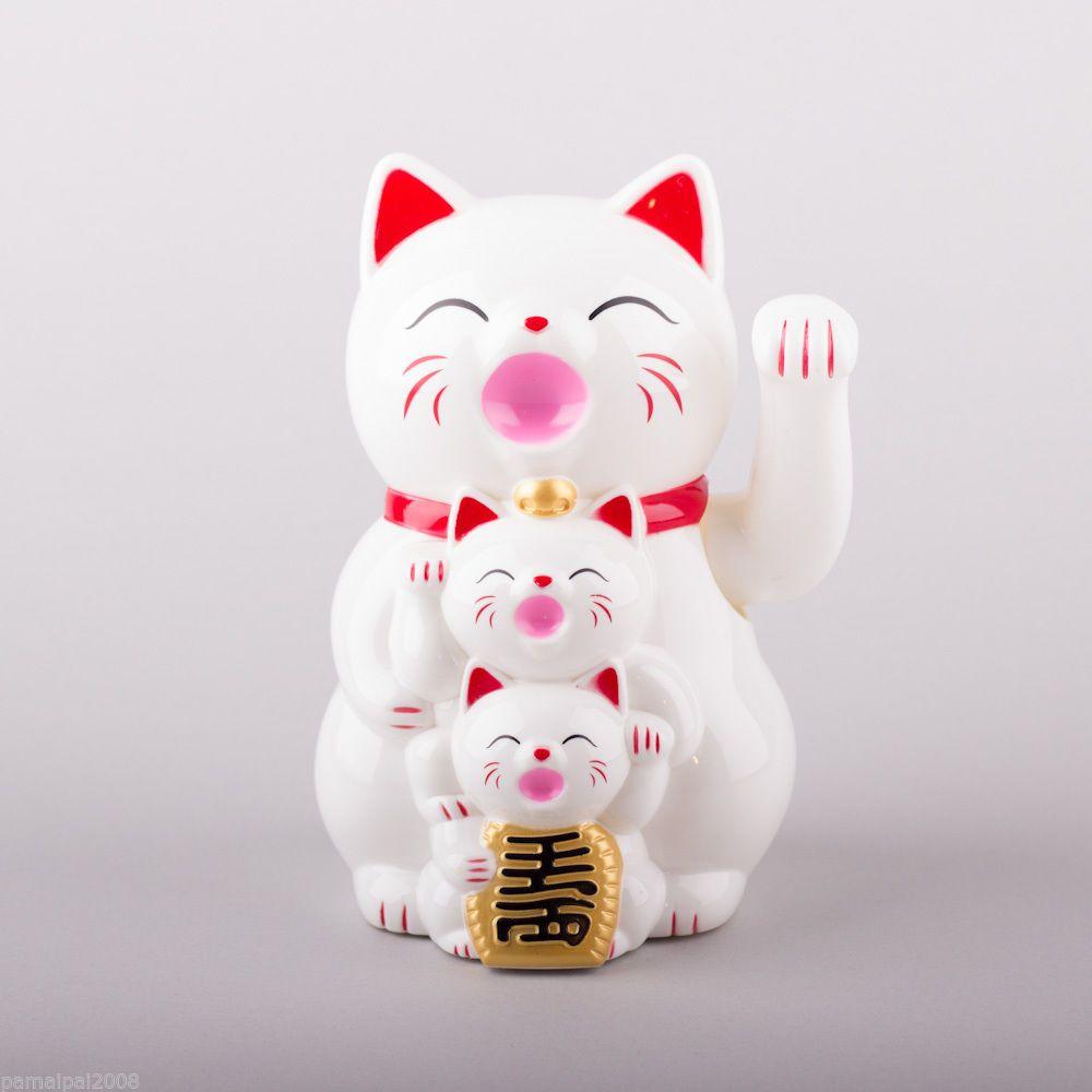 Glückskatze China