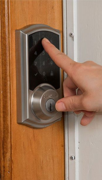 Smartkey Technology From Kwikset Home Automation Kwikset Door Handles