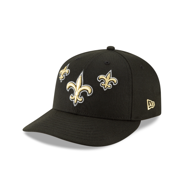 New Orleans Saints Nfl Draft On Stage Low Profile 59fifty