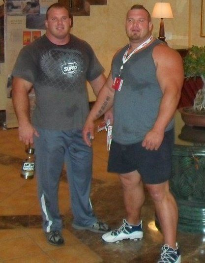 Derek Poundstone and Louis-Philippe Jean | Big Handsome ...Derek Poundstone Diet