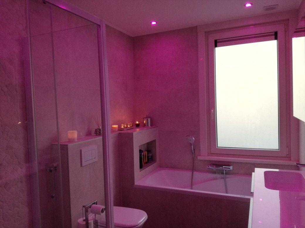 Ideal led spot verlichting veranderen van kleur en sfeer. Een leuk ...