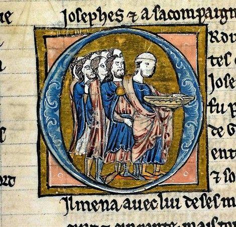Graal et mythologie Arthurienne