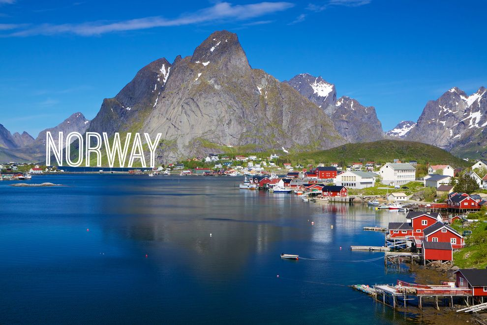 Western Coast and Lofoten Islands — Norway | 21 Breathtaking Coastlines To Add To Your Bucket List