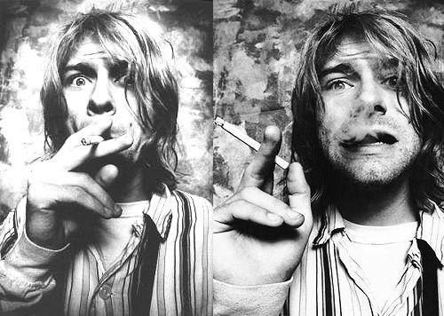 Community Post: 45 Photos Of Kurt Cobain