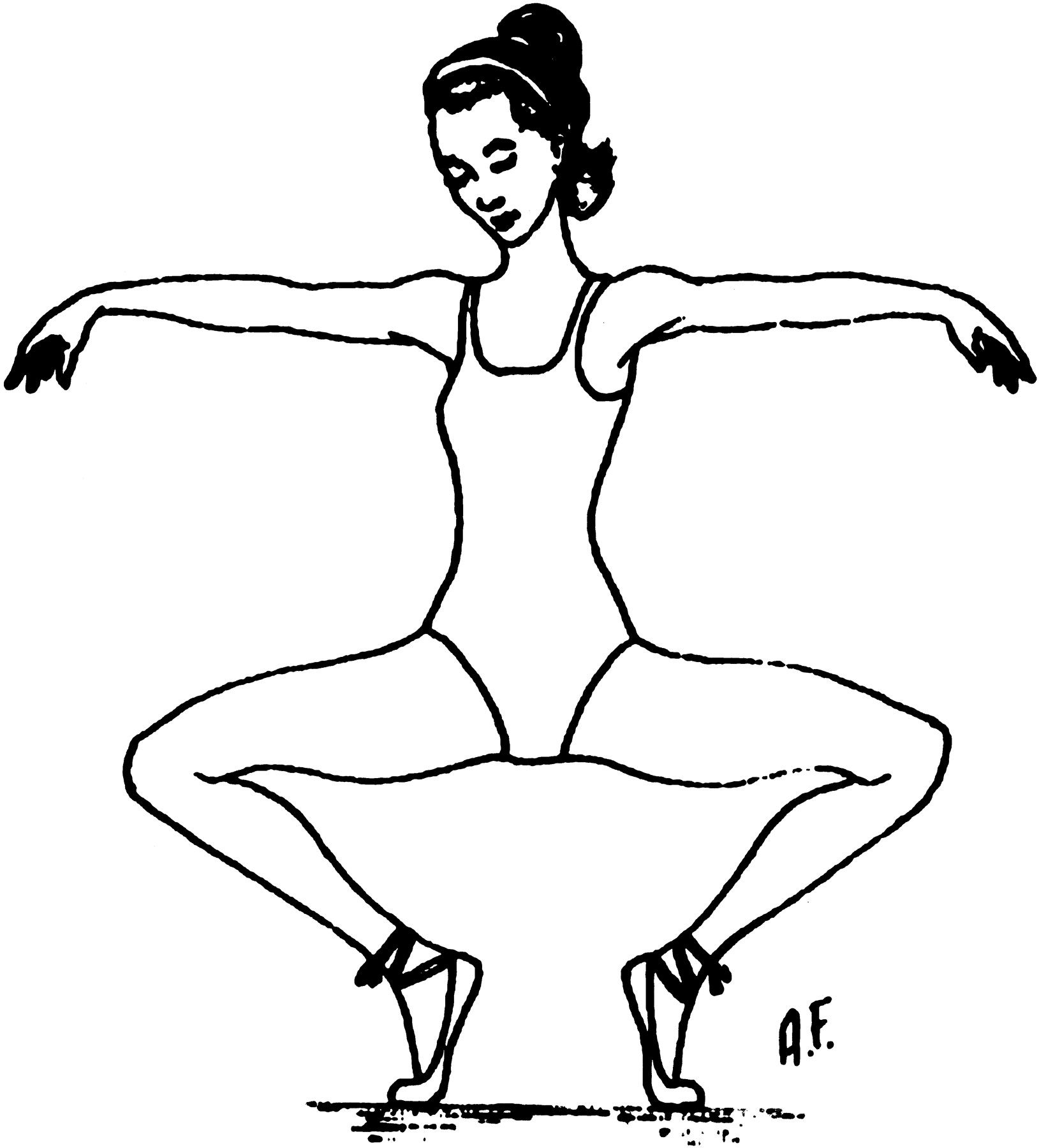 How To Do Ballet Moves Releve Pictures For Beginners As