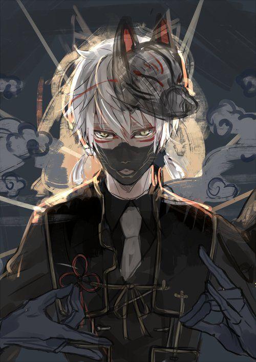 鳴狐 刀剣乱舞
