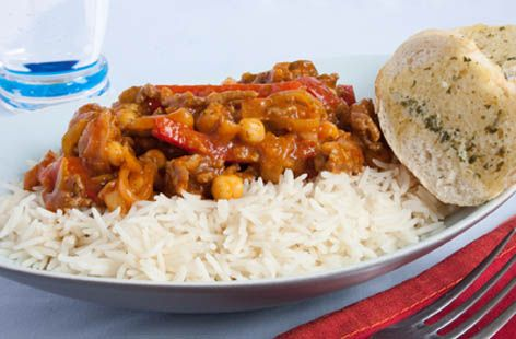 Curried mince beef with chickpeas tesco real food recipes to curried mince beef with chickpeas tesco real food forumfinder Image collections