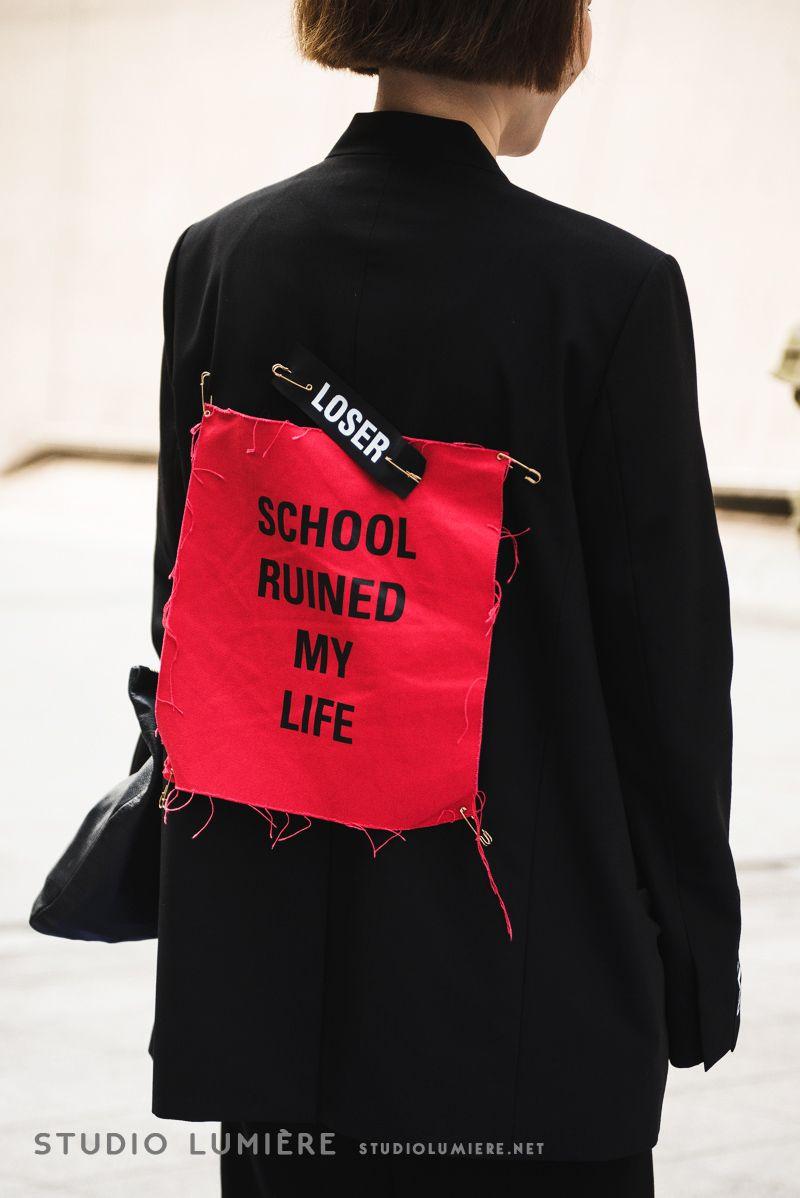 Will I ruin my future if I study fashion designing?