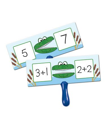 Loving this Greater Gator Answer Board on #zulily! #zulilyfinds
