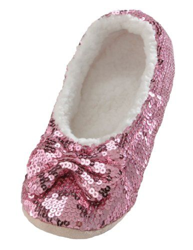 Sequin slippers, Fashion slippers