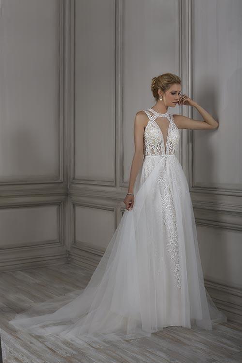 Jacquelin Bridals Canada - Clara - Wedding Gown - Dress and ...