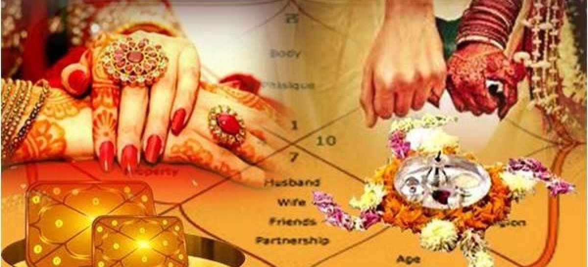 Kostenloses Kundli-Matchmaking für die Ehe in Hindi