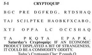 photograph about Printable Cryptoquips referred to as Cryptoquip. Online games Not Of The Center Puzzle, Equation
