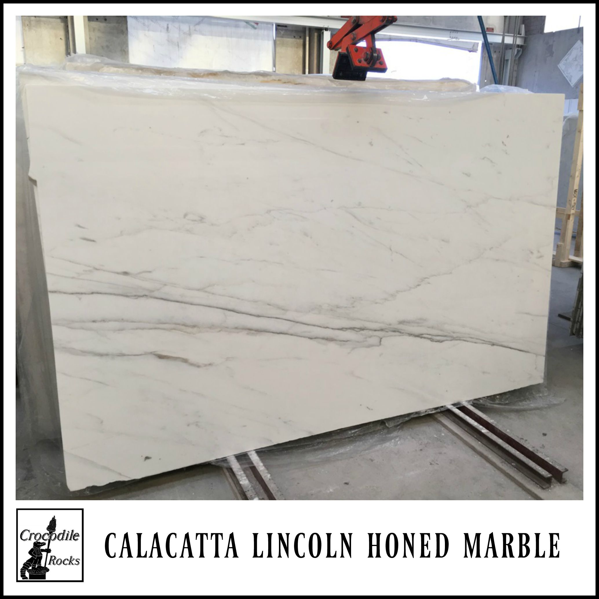 New Shipments Honed Marble Rose Lights Calacatta