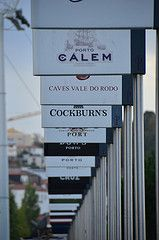 Port wine Cellars, Gaia, Portugal