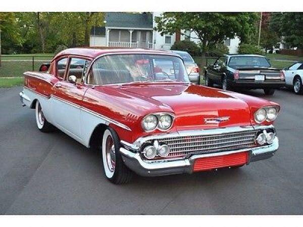 58 Impala Delray Chevrolet Classic Cars Impala