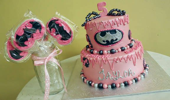 Birthday Cakes Photo Gallery ~ Batgirl birthday cakes cake gallery welcome to midtown cakes