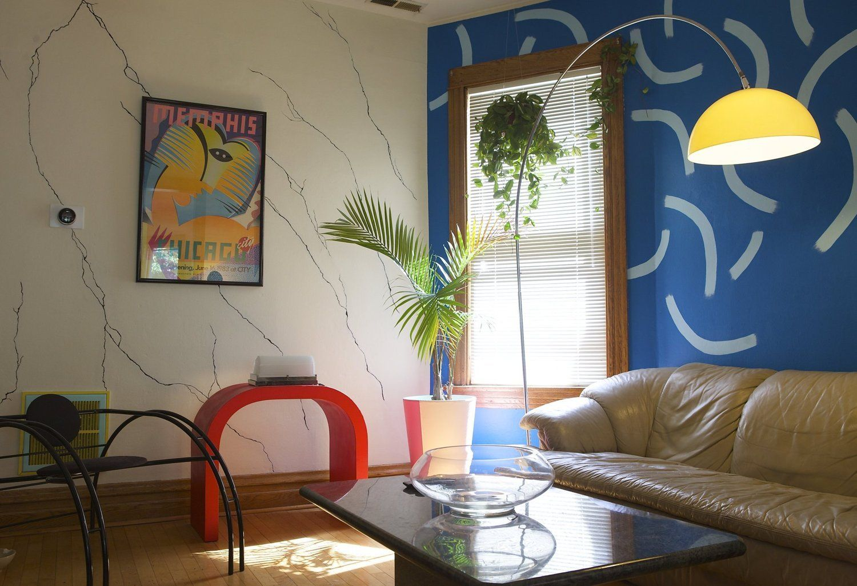 Meg's MemphisInspired 80s Apartment — House Call (With