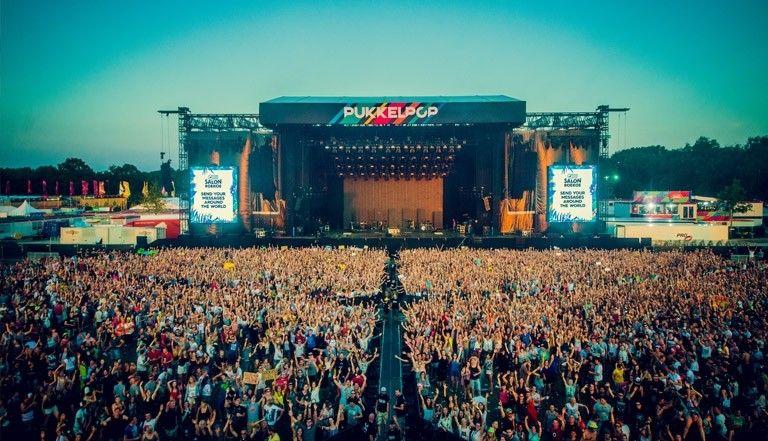 Vandaag maakt Pukkelpop 80 namen bekend voor het festival. Onder andere Rihanna, Big Sean en Noel Gallagher's High Flying Birds treden op.