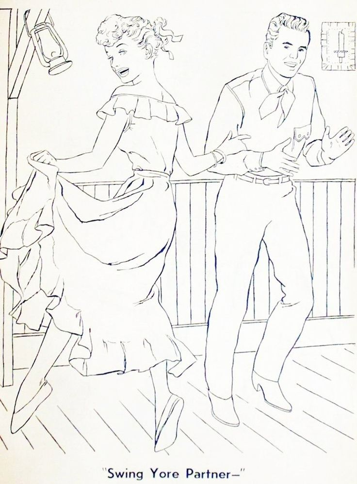 i love lucy coloring pages | Love Lucy | Circle the Square ...