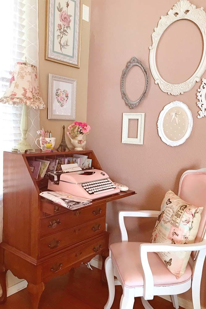 Secretary Desk Is A Beautiful And Practical Addition To Every House images