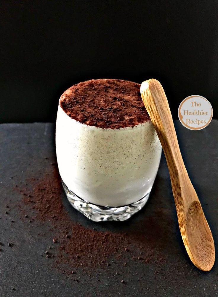 Mousse allo yogurt greco, senza grassi Mousse allo yogurt greco, senza grassi  Proteici Ricetta Ricetta Pancake Light Pancake 🥞