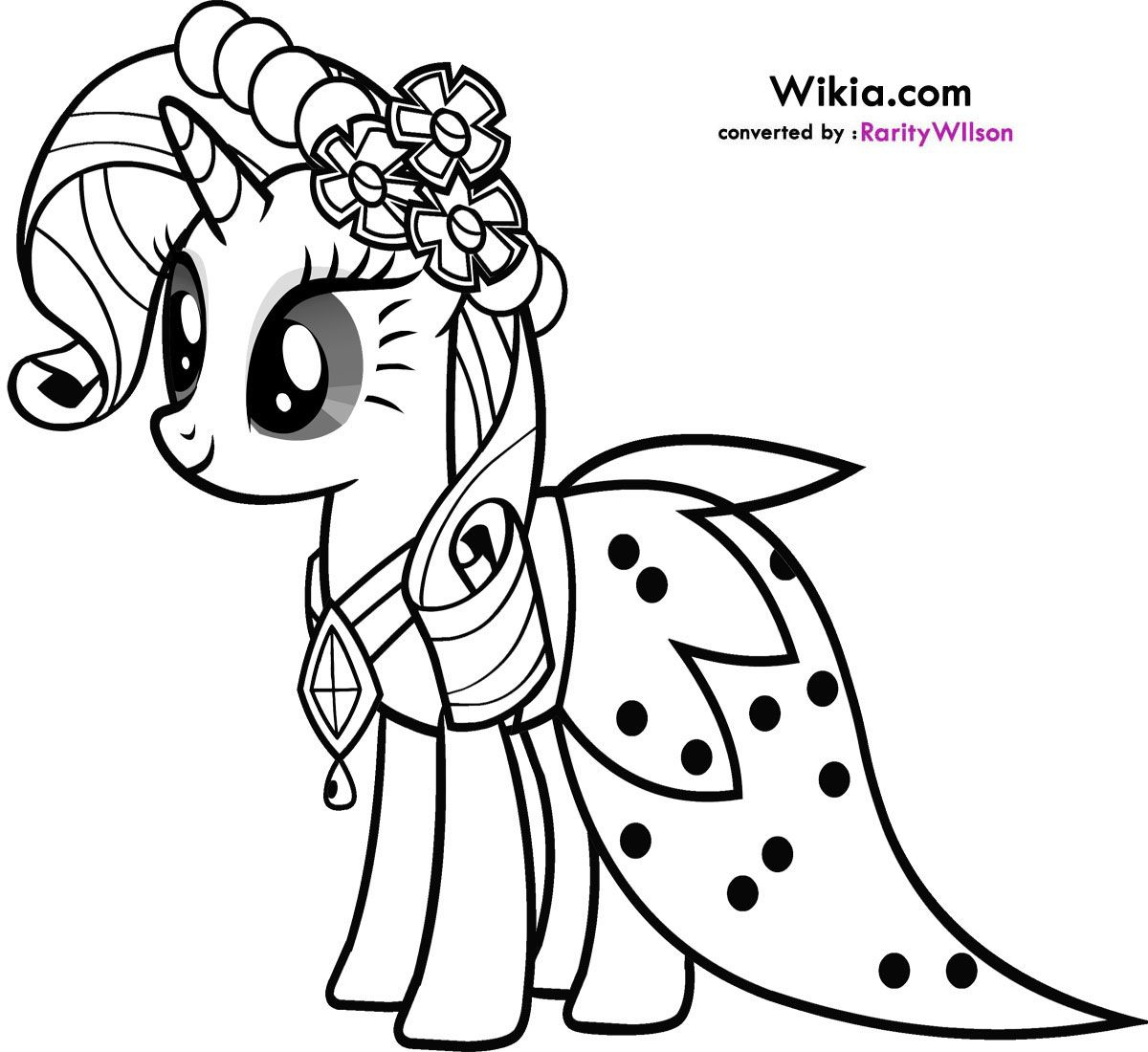 My Little Pony Coloring Pages To Print Endearing Rarity  Mlp  Pinterest  Rarity And Craft Review