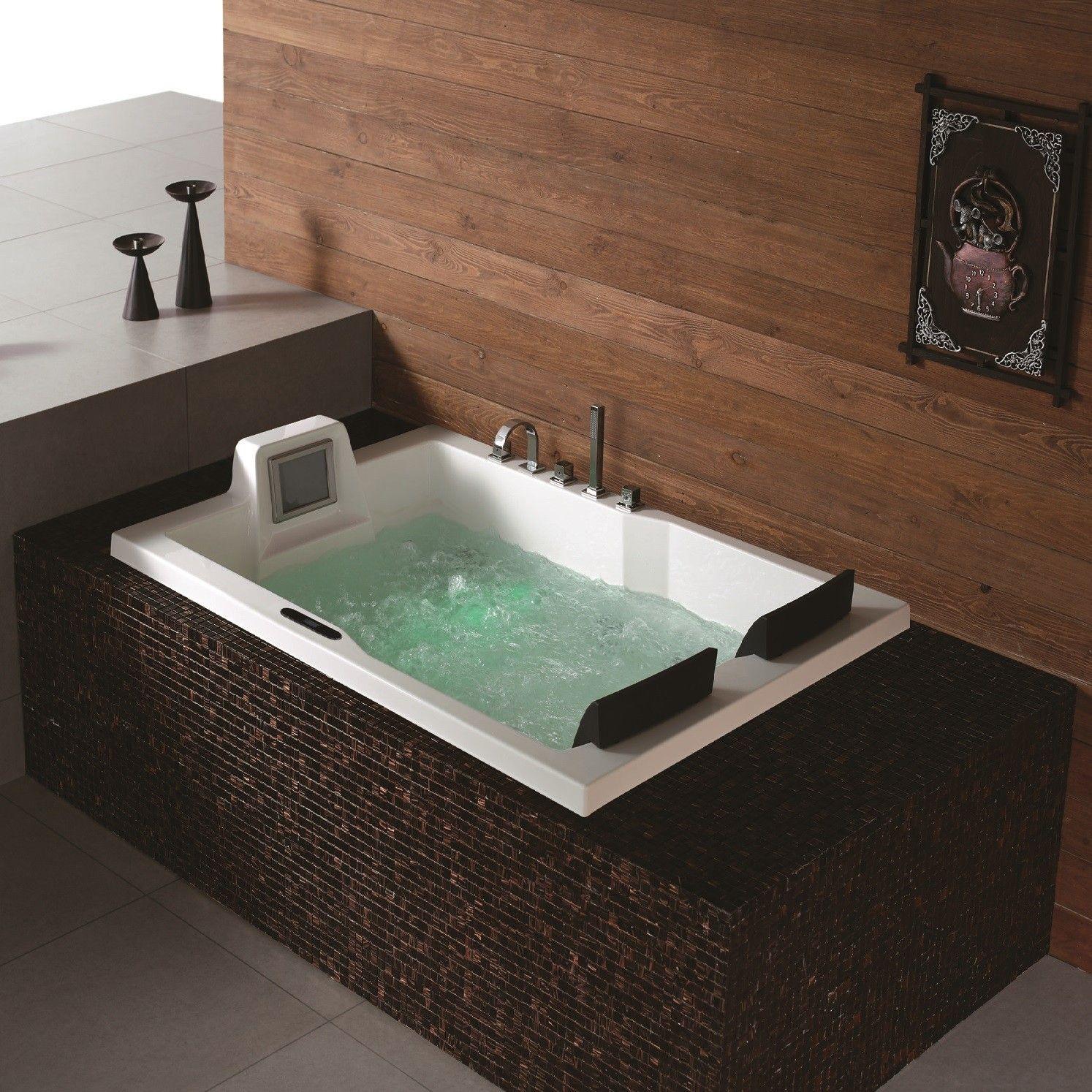 Truro Luxury Massage Tub | Master Bedroom/Bathroom | Pinterest ...