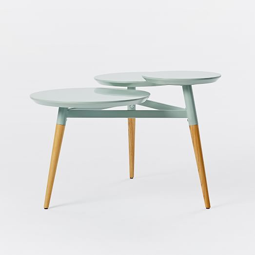 Clover Coffee Table West Elm Adulting Pinterest Living Rooms - West elm clover coffee table