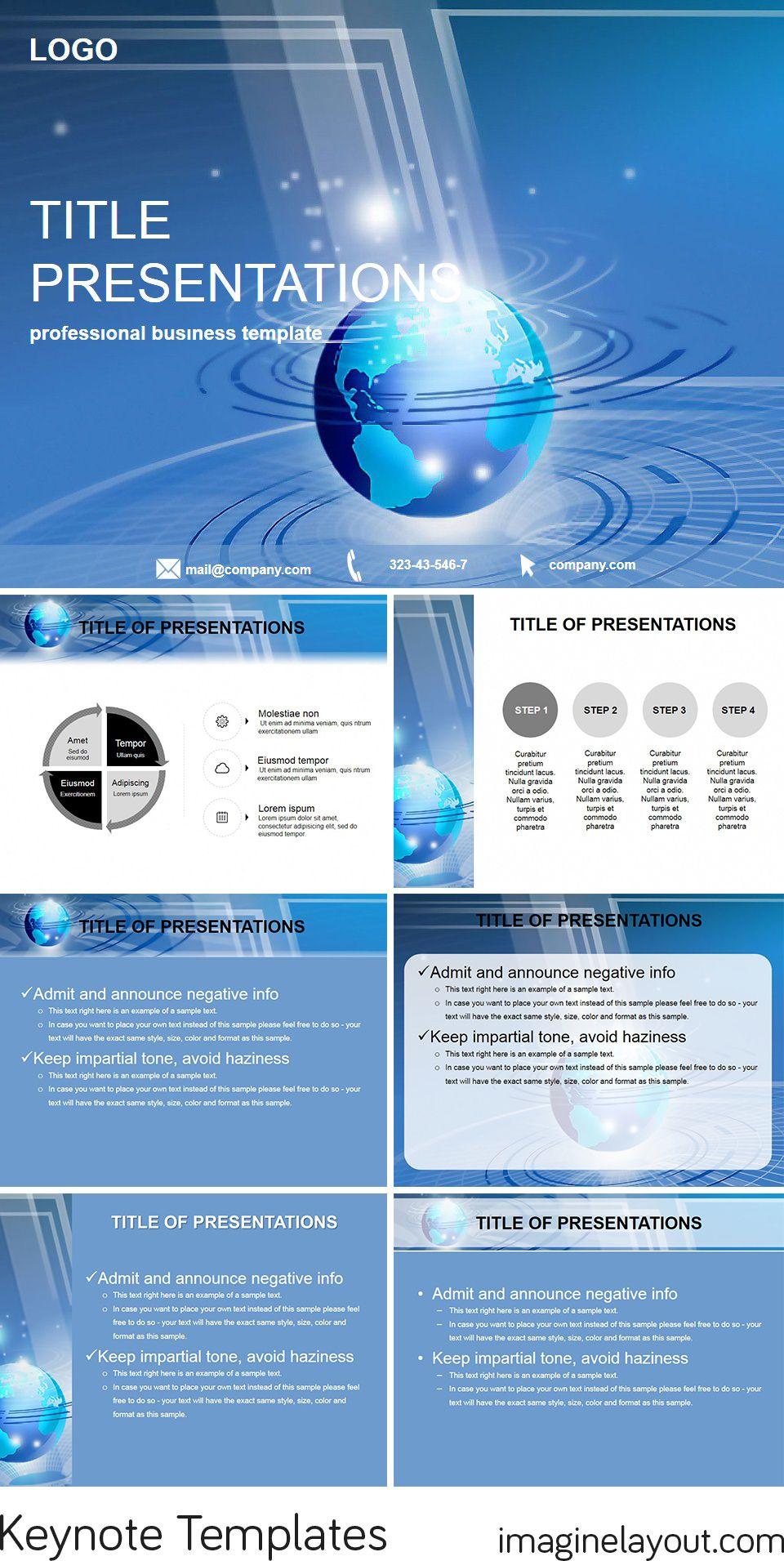 Download World Energy Keynote Templates | Keynote Templates | Pinterest