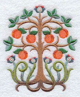 Tree of Life - Peach