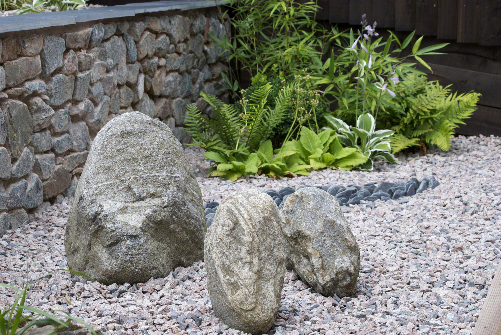 Anna Used The Classic U0027dryu0027 Rock Garden Theme For A Lot Of The Garden And  It Is Stunning. Making A Japanese Garden Is Not As Difficult As You May  Think ...