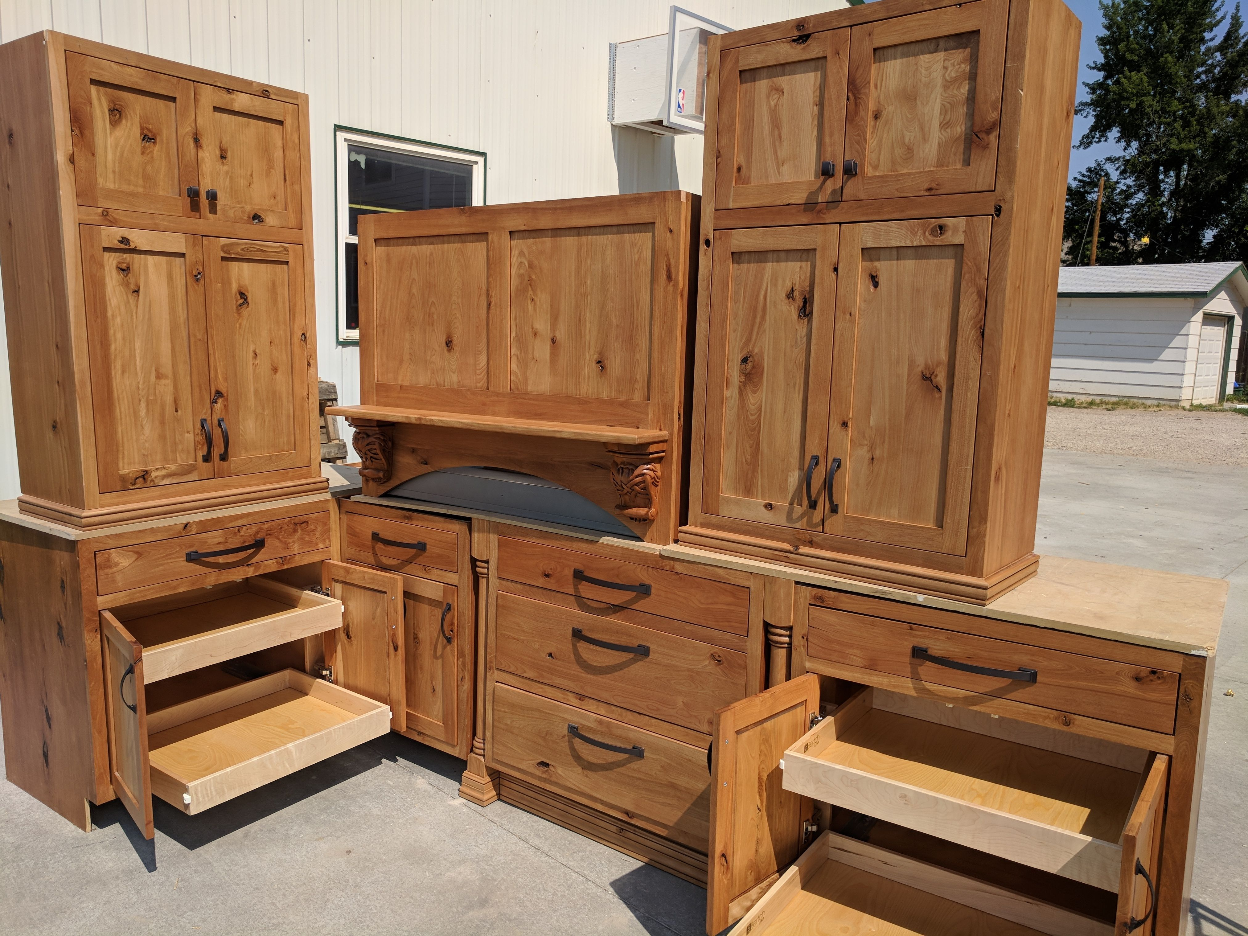Top Rated Local® Repurposed Cabinetry | Recycled kitchen ...